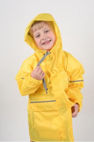 Плащ-дождевик (желтый)