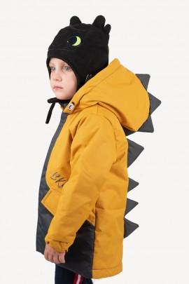 Куртка Дракоша (горчичный)