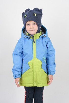 Куртка Дракоша (голубой)