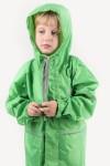 Плащ-дождевик (зеленый)