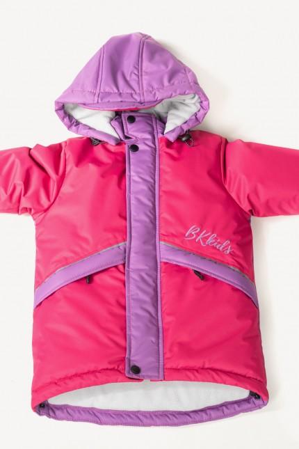 Куртка зимняя (сирень)