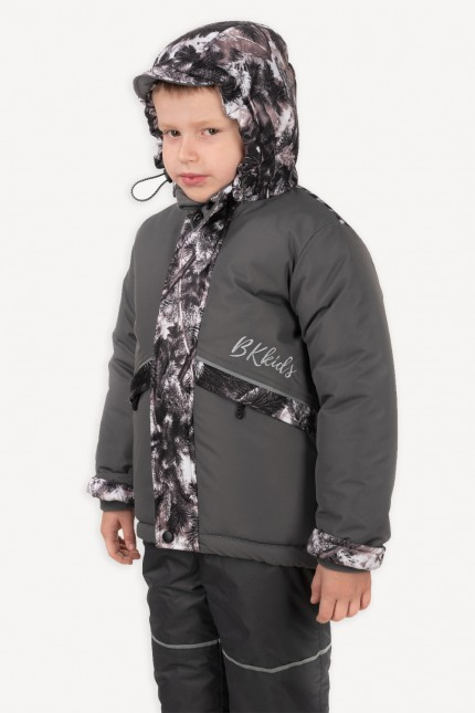 Куртка зимняя (КМФ)